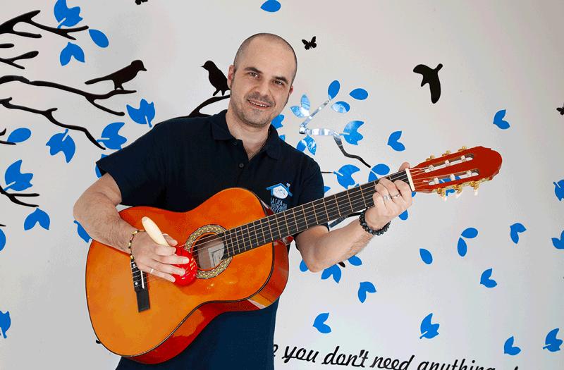 Davide De Kormotzy Musicoterapia