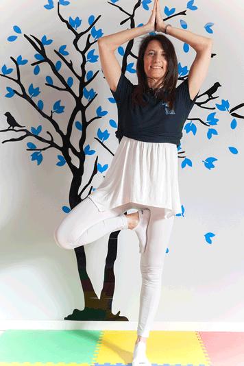 Elena De Donato Yoga