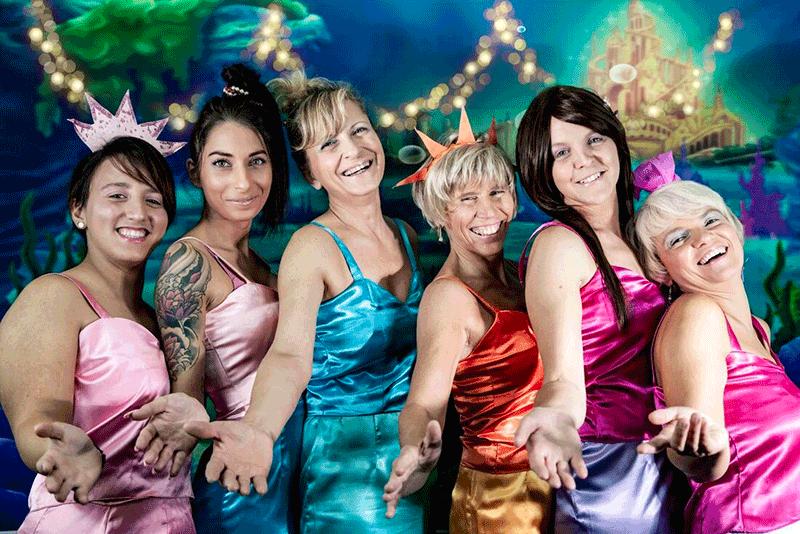 Le sorelle di Ariel